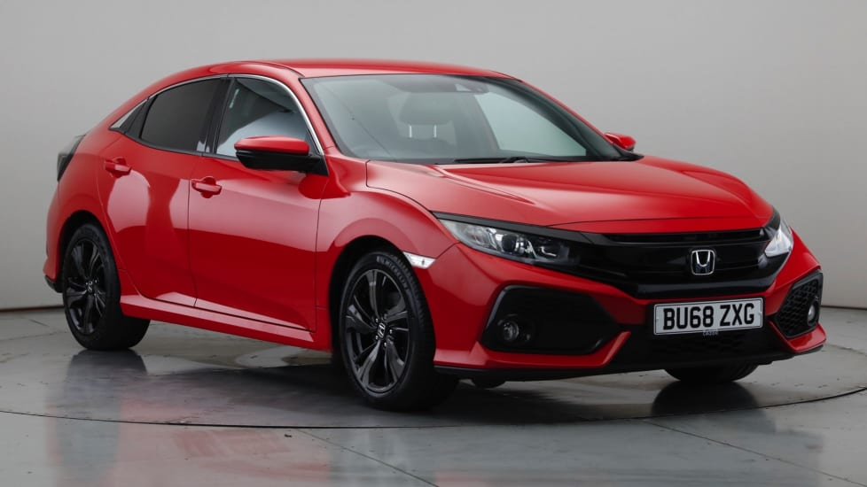 2018 Used Honda Civic 1.6L SR i-DTEC