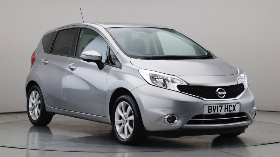 2017 Used Nissan Note 1.2L Tekna DIG-S