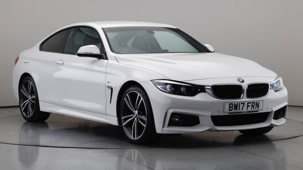 2017 Used BMW 4 Series 2L M Sport 420i