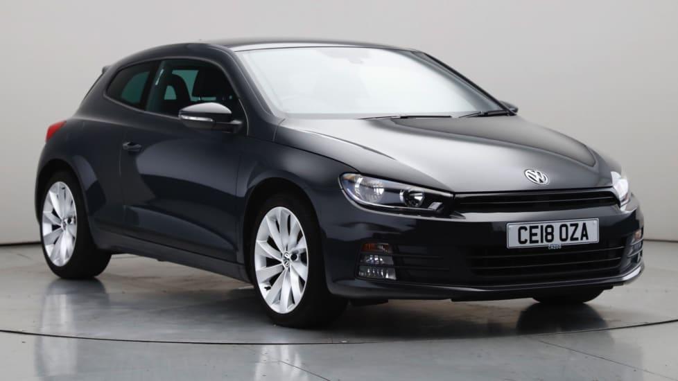 2018 Used Volkswagen Scirocco 2L