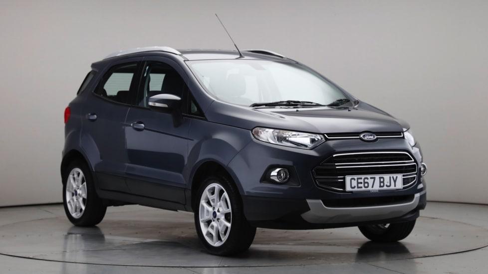 2017 Used Ford EcoSport 1.5L Titanium Ti-VCT