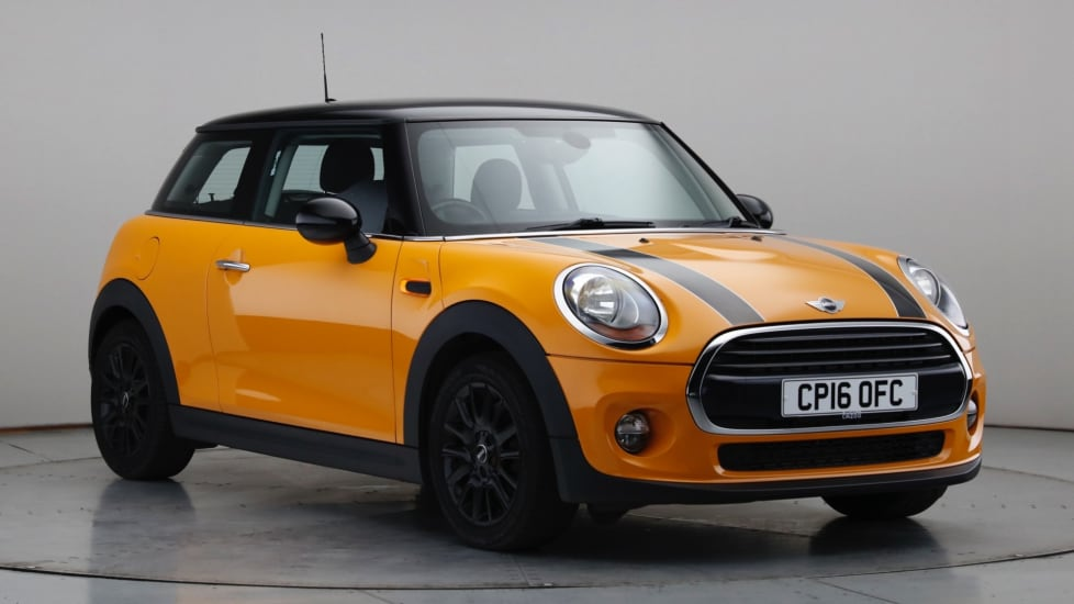 2016 Used Mini Hatch 1.5L Cooper