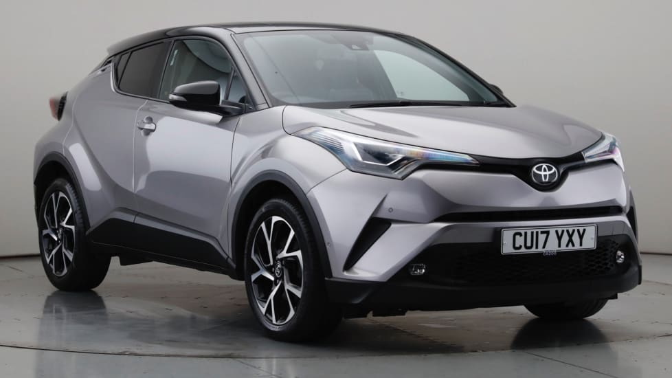 2017 Used Toyota C-HR 1.2L Dynamic VVT-i