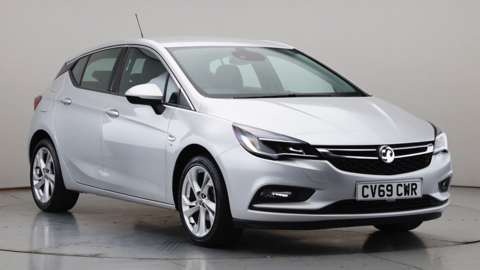 2019 Used Vauxhall Astra 1.4L SRi Nav i Turbo