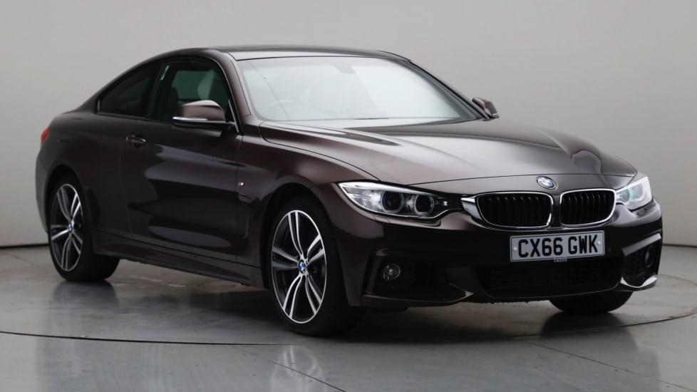 2016 Used BMW 4 Series 3L M Sport 435d