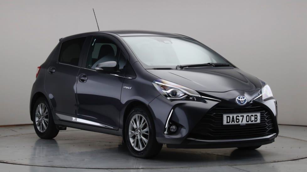2017 Used Toyota Yaris 1.5L Excel VVT-h