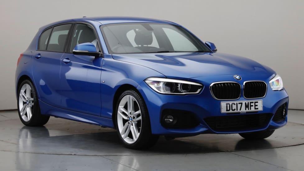2017 Used BMW 1 Series 1.5L M Sport 116d