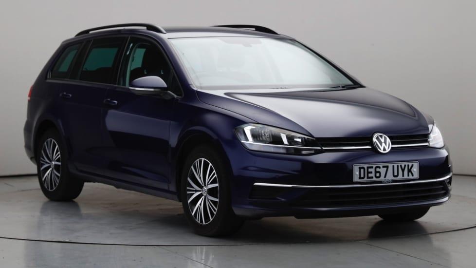 2017 Used Volkswagen Golf 1.6L SE Nav TDI