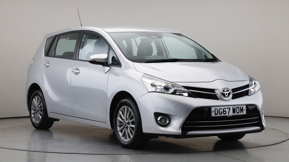 2017 Used Toyota Verso 1.6L Icon V-matic