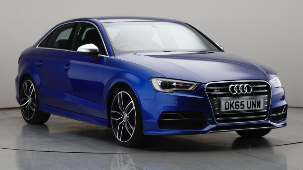 2015 Used Audi S3 2L TFSI