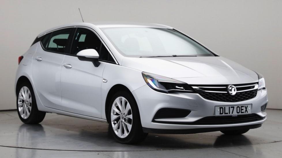 2017 Used Vauxhall Astra 1.4L Design i