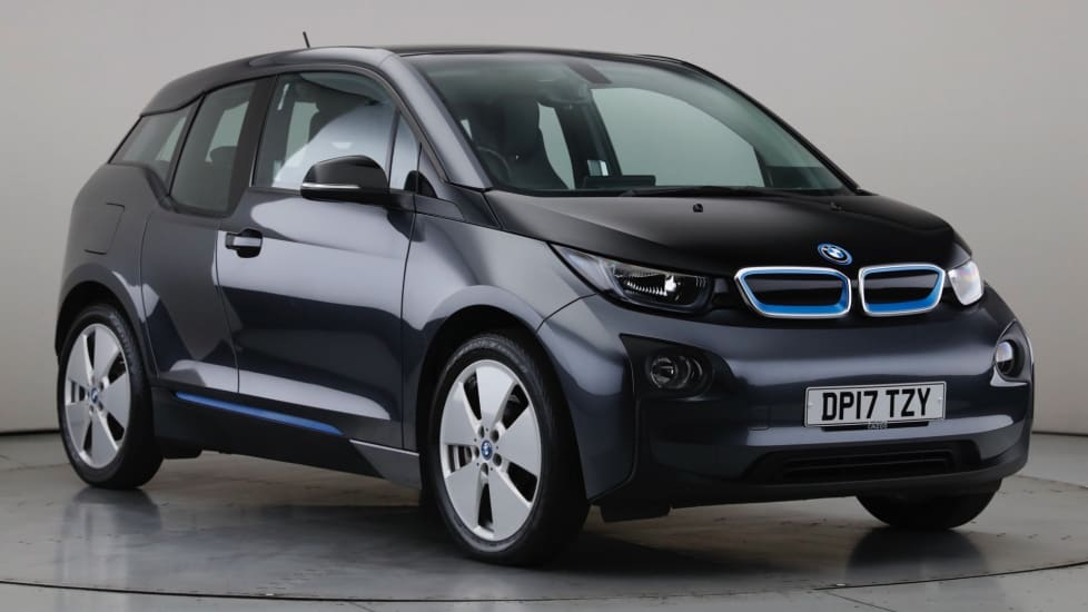2017 Used BMW i3 E