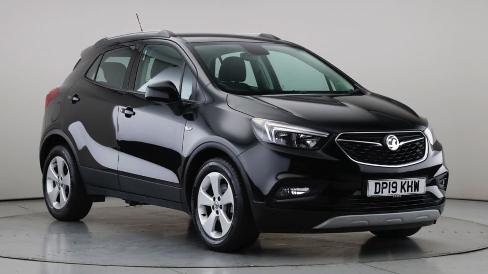 2019 Used Vauxhall Mokka X 1.4L Active ecoTEC i Turbo