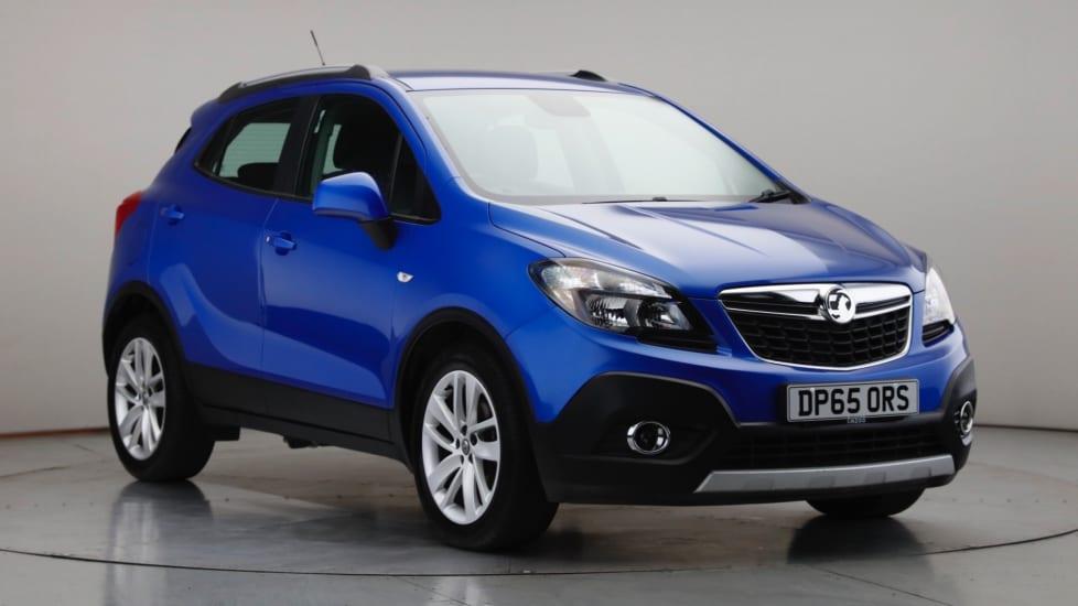 2015 Used Vauxhall Mokka 1.6L Exclusiv i