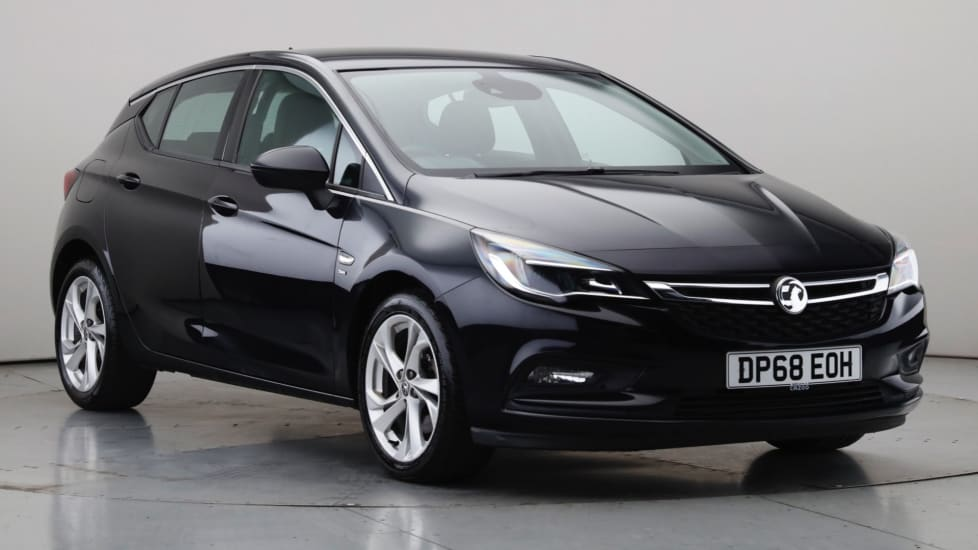 2018 Used Vauxhall Astra 1.6L SRi Nav i Turbo