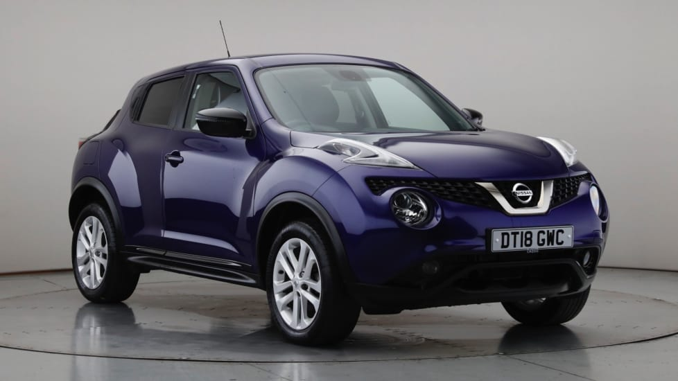 2018 Used Nissan Juke 1.2L Bose Personal Edition DIG-T