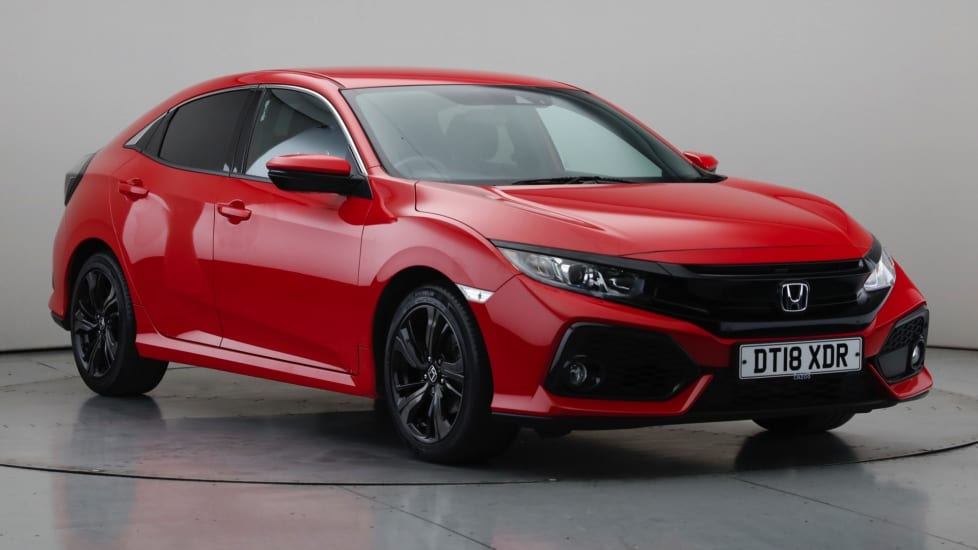 2018 Used Honda Civic 1L SR VTEC Turbo