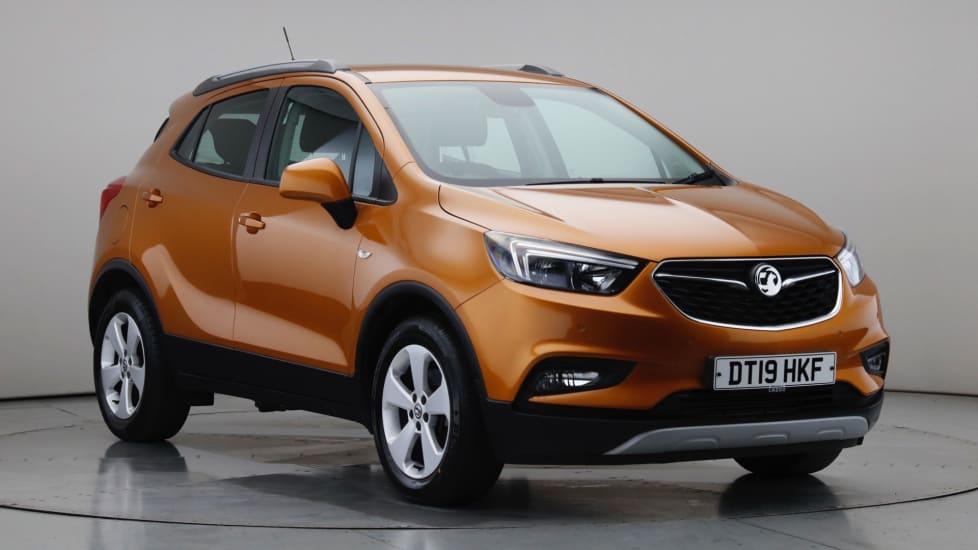 2019 Used Vauxhall Mokka X 1.6L Design Nav ecoTEC D CDTi