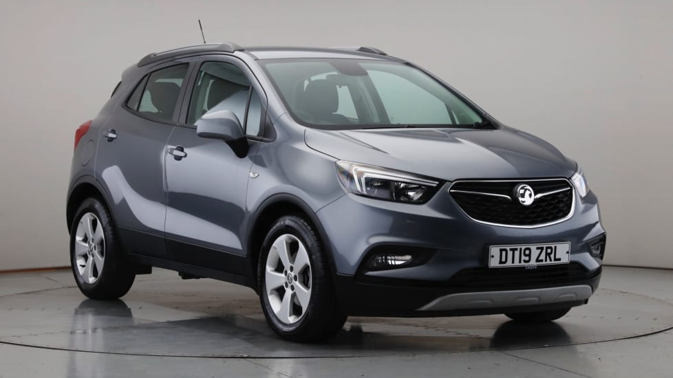 2019 Used Vauxhall Mokka X 1.4L Active ecoTEC i Turbo