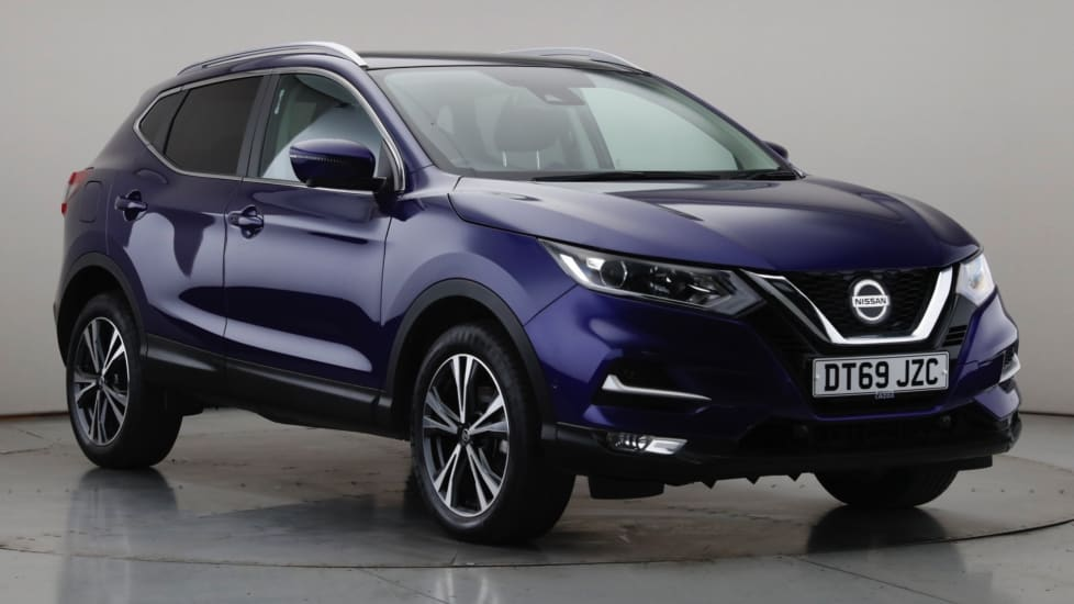 2020 Used Nissan Qashqai 1.3L N-Connecta DIG-T