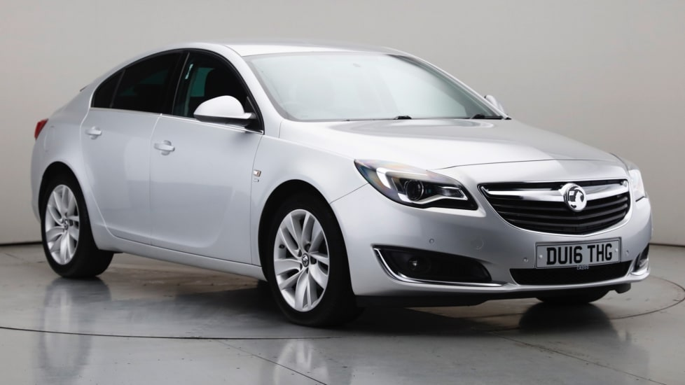 2016 Used Vauxhall Insignia 2L
