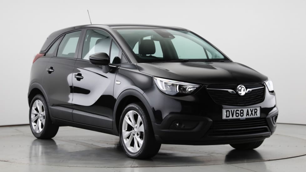 2019 Used Vauxhall Crossland X 1.2L SE ecoTEC Turbo