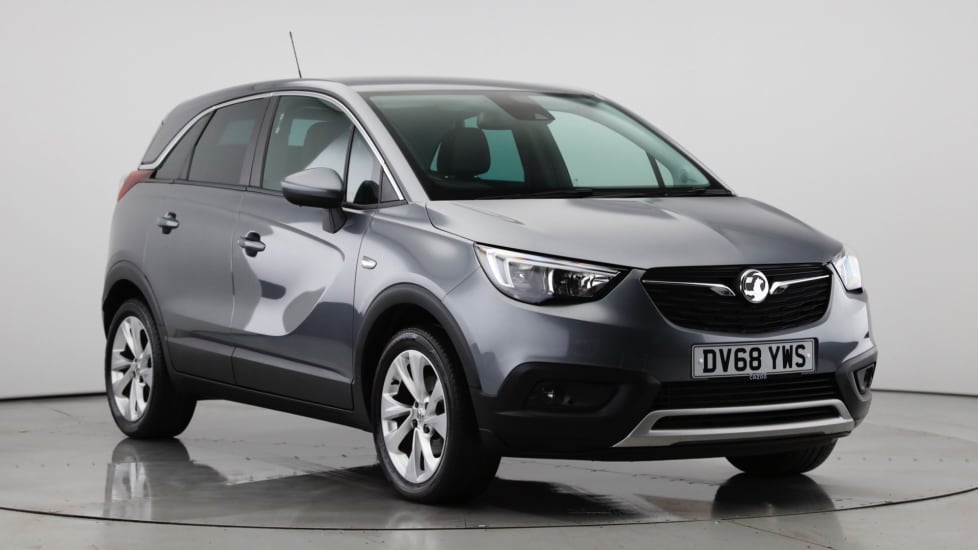 2019 Used Vauxhall Crossland X 1.2L Tech Line Nav Turbo