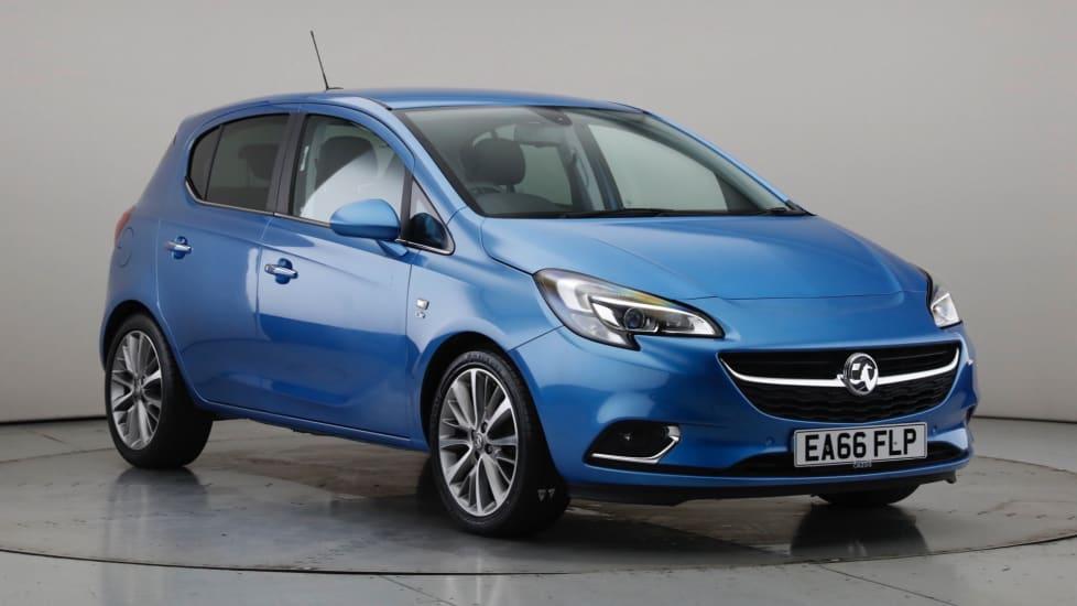 2016 Used Vauxhall Corsa 1.4L Elite ecoFLEX i