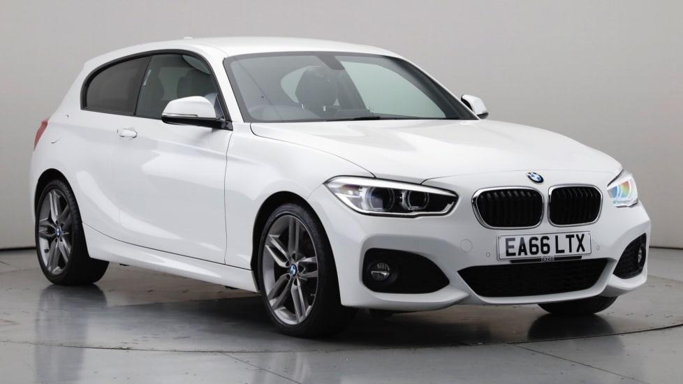 2016 Used BMW 1 Series 2L M Sport 118d