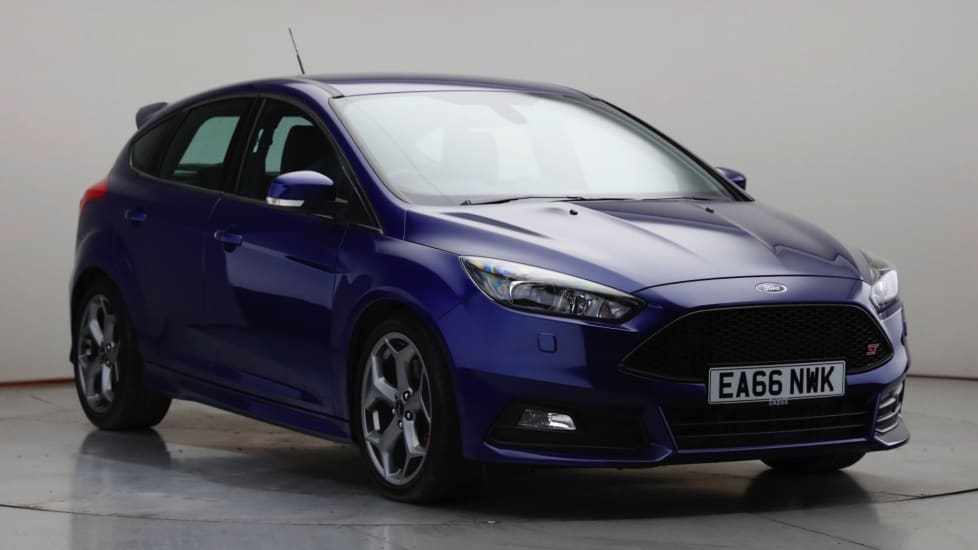 2016 Used Ford Focus 2L ST-3 TDCi