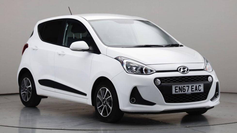 2018 Used Hyundai i10 1.2L Premium
