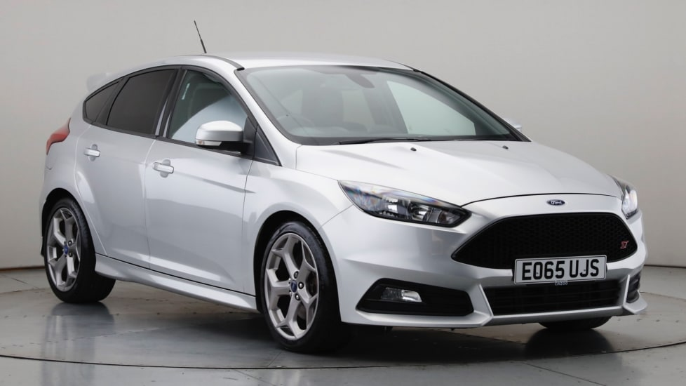 2015 Used Ford Focus 2L ST-2 EcoBoost T