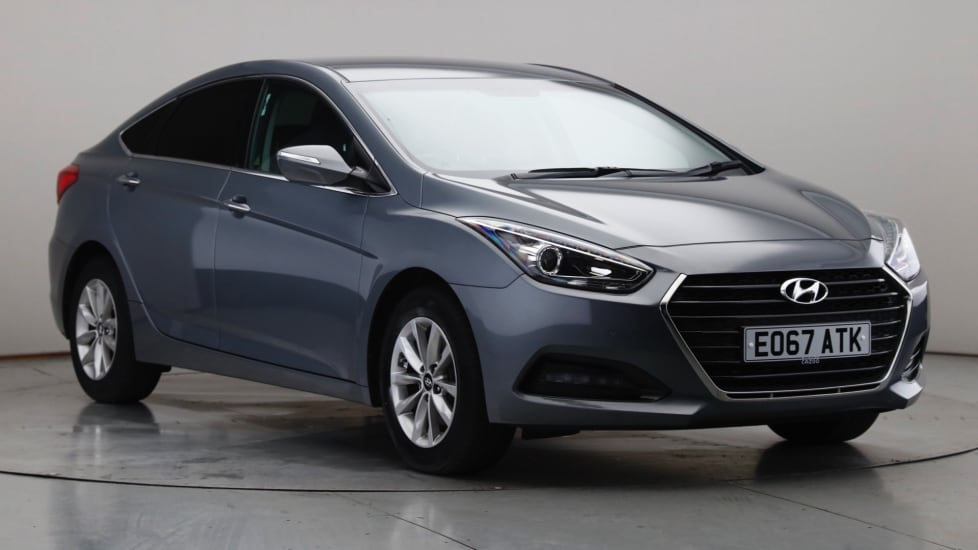 2017 Used Hyundai i40 1.7L SE Nav Blue Drive CRDi