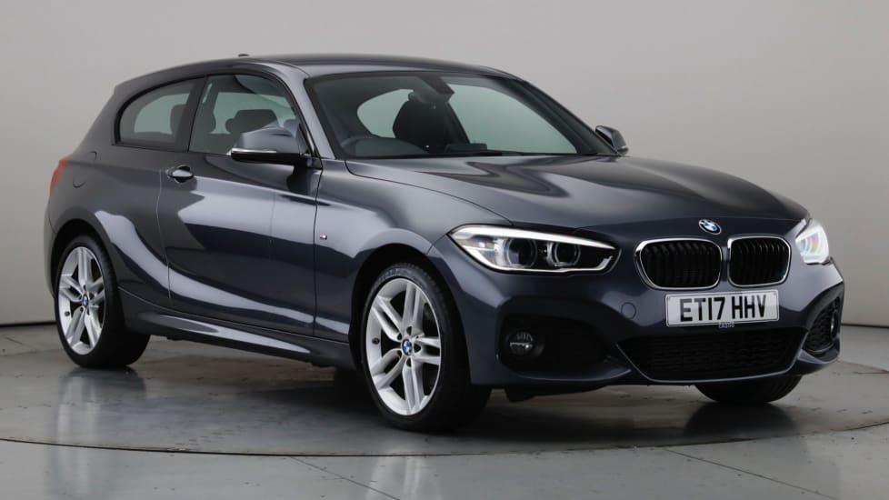 2017 Used BMW 1 Series 2L M Sport 120d