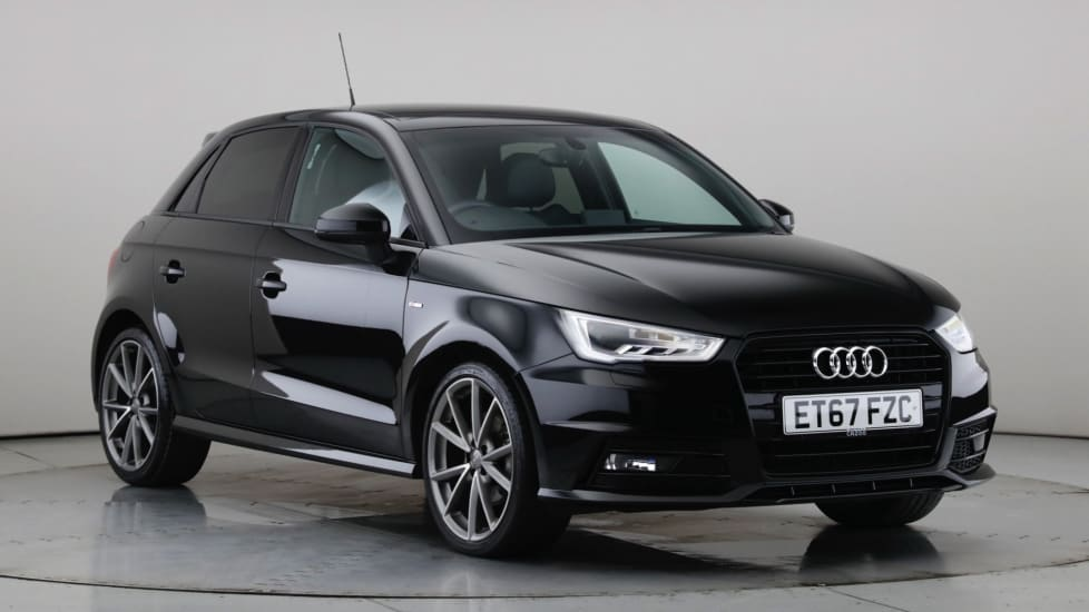 2018 Used Audi A1 1.4L Black Edition CoD TFSI