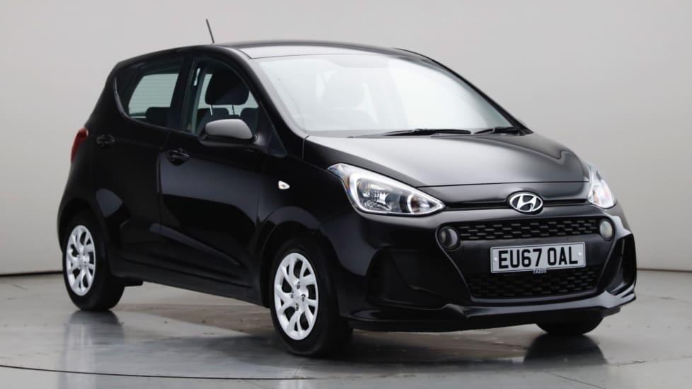 2017 Used Hyundai i10 1.2L SE