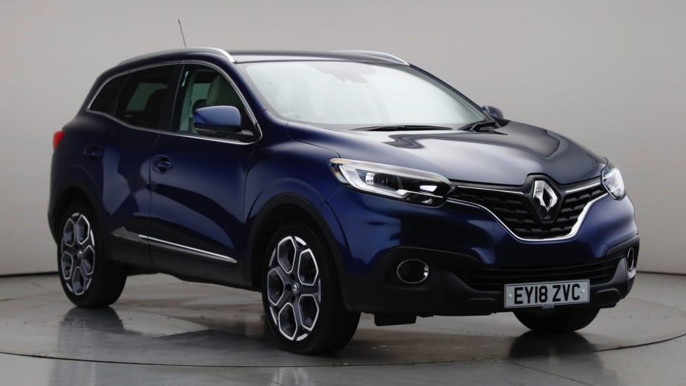 2018 Used Renault Kadjar 1.6L Dynamique S Nav TCe