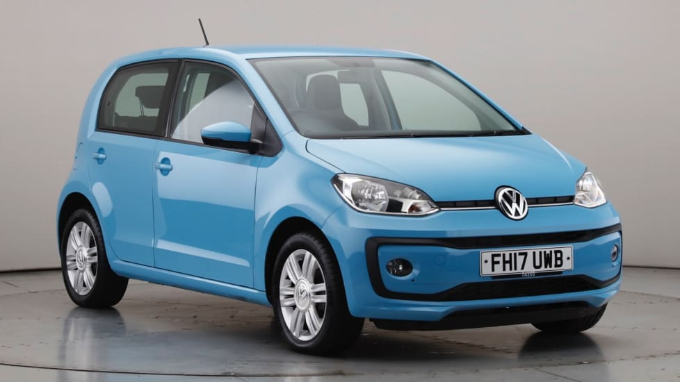 2017 Used Volkswagen up! 1L High up!
