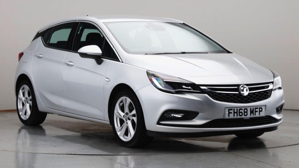 2019 Used Vauxhall Astra 1.6L SRi Nav i Turbo