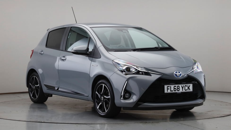 2018 Used Toyota Yaris 1.5L Design VVT-h
