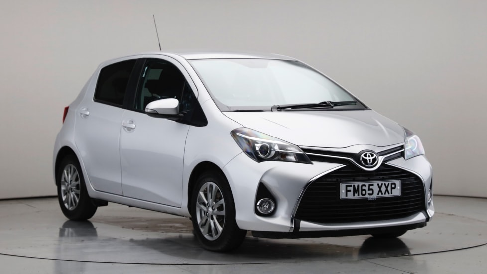 2016 Used Toyota Yaris 1.4L Icon D-4D