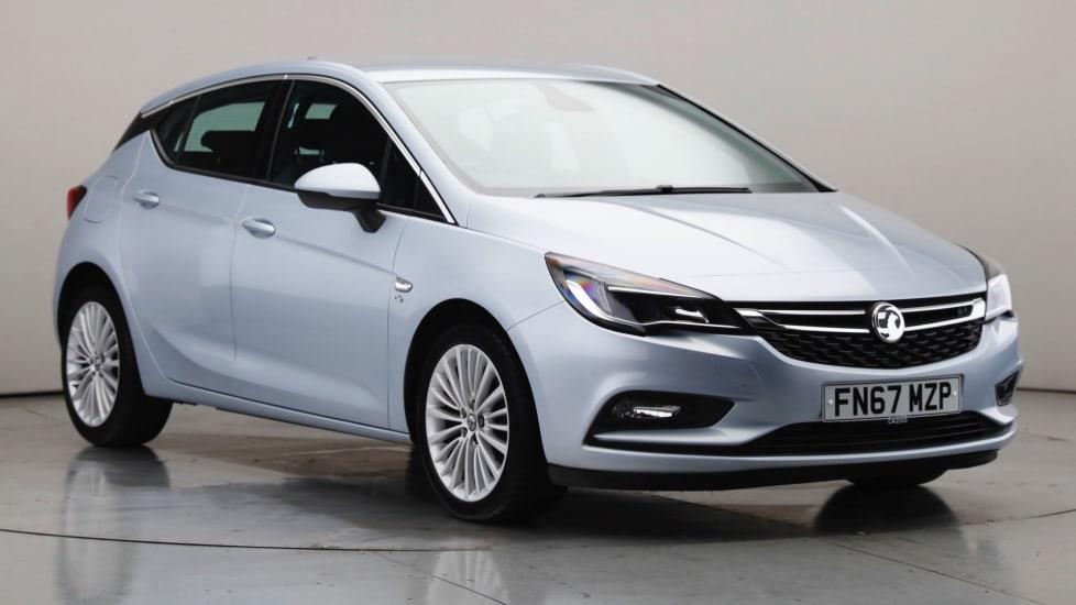 2017 Used Vauxhall Astra 1.6L Elite Nav BlueInjection CDTi