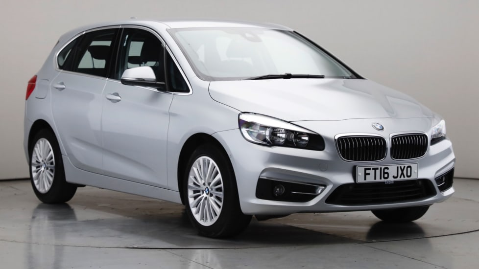 2016 Used BMW 2 Series Active Tourer 2L Luxury 220d