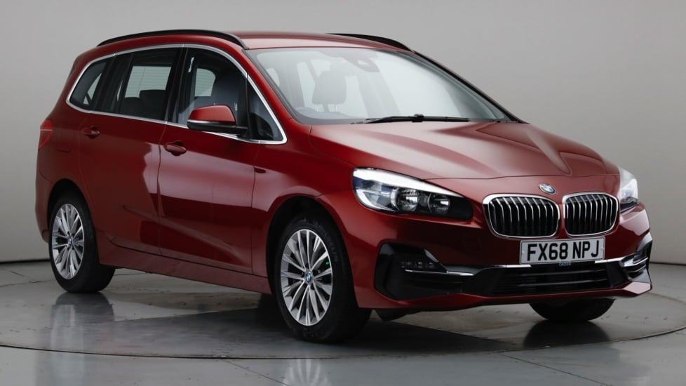 2018 Used BMW 2 Series Gran Tourer 1.5L Luxury 218i