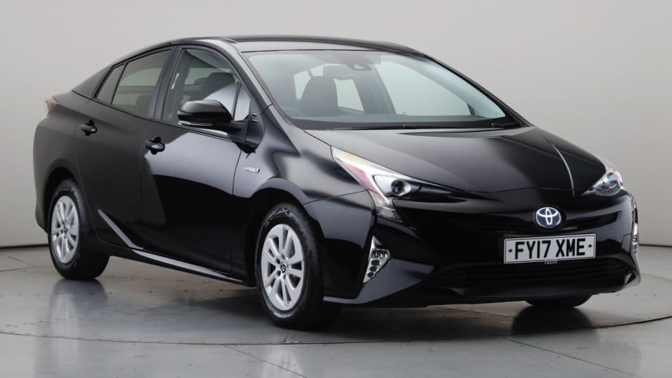 2017 Used Toyota Prius 1.8L Business Edition VVT-h