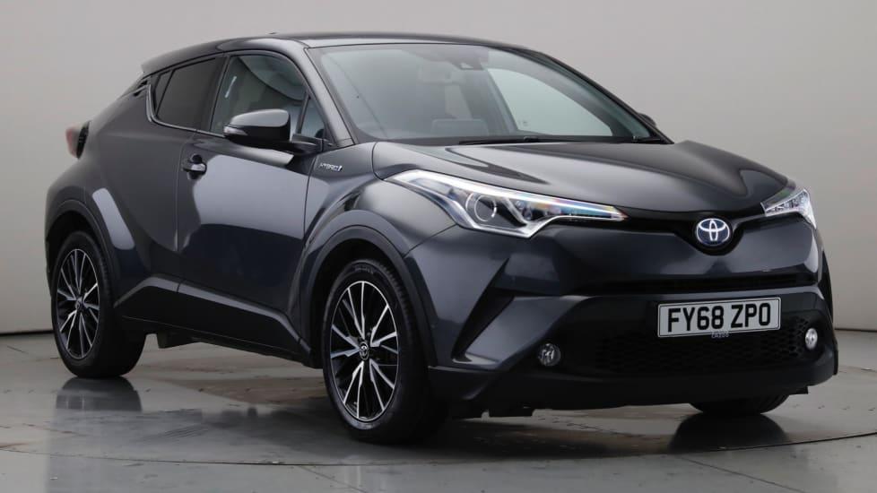 2018 Used Toyota C-HR 1.8L Excel VVT-h