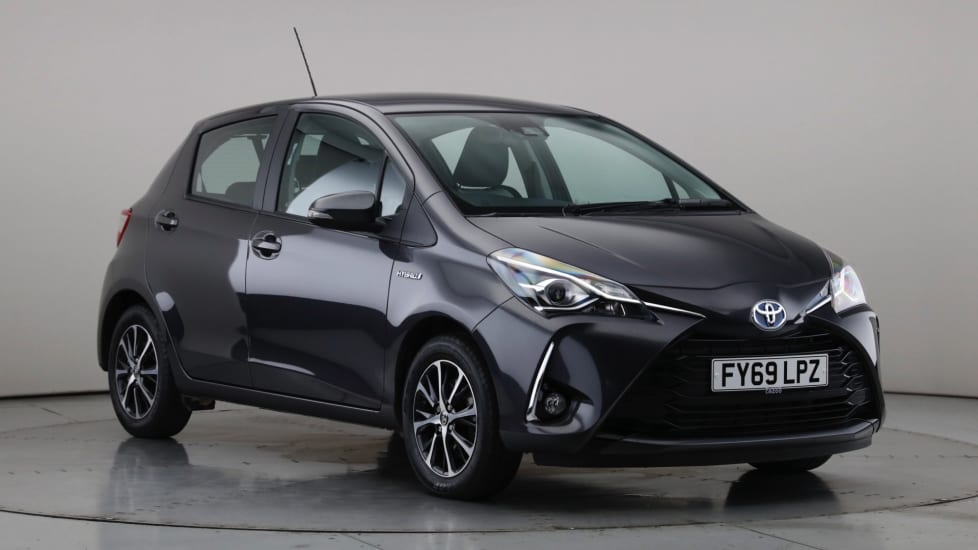 2019 Used Toyota Yaris 1.5L Icon Tech VVT-h