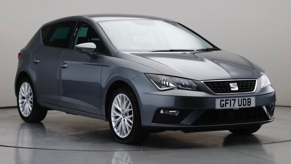 2017 Used Seat Leon 1.6L SE Dynamic Technology TDI