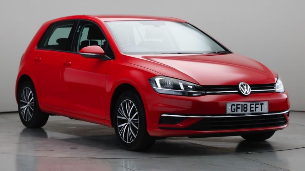2018 Used Volkswagen Golf 1L SE Nav TSI