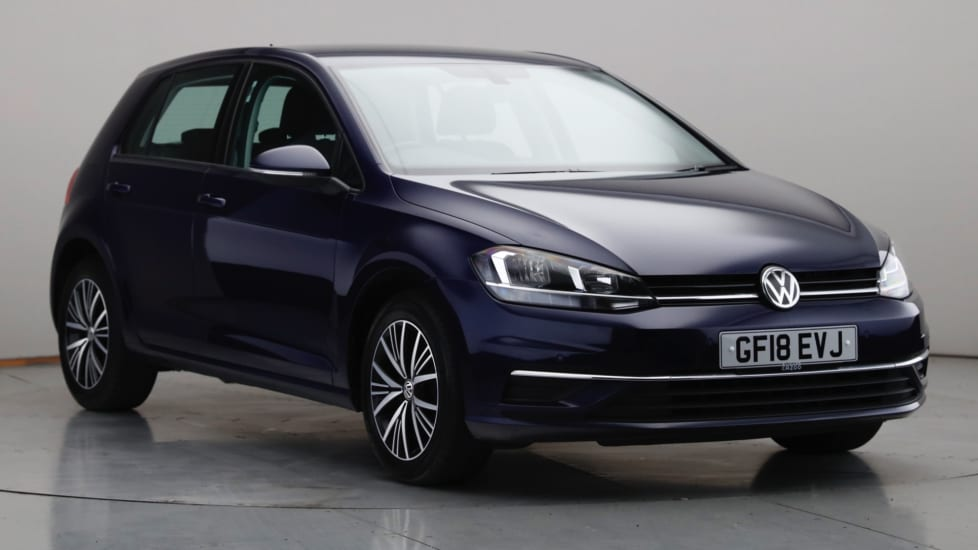 2018 Used Volkswagen Golf 1L SE TSI
